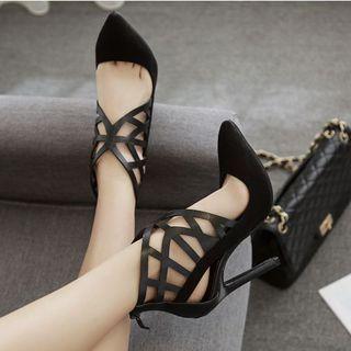 Pointed High Heel Sandals 1064558110