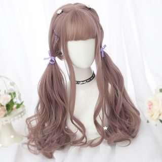 Image of Long Full Wig - Straight Transparent - One Size