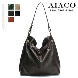 Picture of AIACO Faux-Leather Shoulder Bag 1022095133 (AIACO, Shoulder Bags, Korea Bags, Womens Bags, Womens Shoulder Bags)