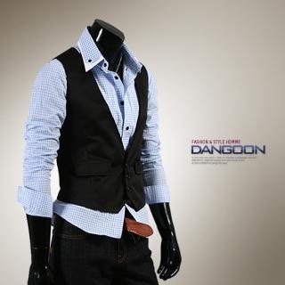 Buy DANGOON Tabbed Back Vest 1022465237