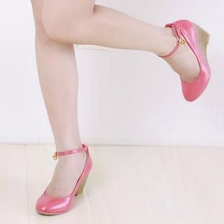 Picture of KAWO Ankle-Strap Wedges 1022916779 (Other Shoes, KAWO Shoes, China Shoes, Womens Shoes, Other Womens Shoes)