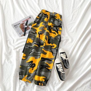 Camouflage | Pant | Size | One