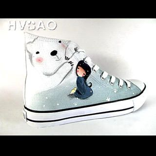 Picture of HVBAO Sweet Dream Sneakers 1021428520 (Sneakers, HVBAO Shoes, Taiwan Shoes, Womens Shoes, Womens Sneakers)
