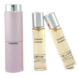 Buy Chanel – Chance Eau de Toilette Twist & Spray 3 x 20ml
