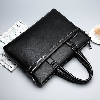 Faux Leather Computer Bag 1062675533