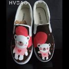 Teddy Bear Love Canvas Slip-Ons от YesStyle.com INT