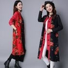 Floral Long Jacket от YesStyle.com INT