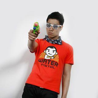 Buy Lonzo Water Pistol T-Shirt 1022978456