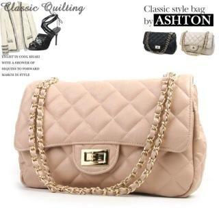 Buy ASHTON Quilted Handbag 1022453120