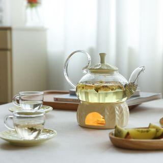 Teapot / Pedestal / Cup / Saucer 1055800889