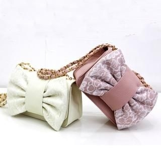 Picture of 8thday Ribbon Front Hand Bag 1022471341 (8thday, Other Bags, Korea Bags, Womens Bags, Other Womens Bags)