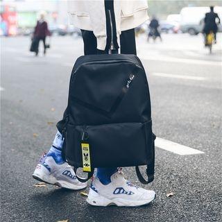 Zipper Oxford Backpack 1063958378