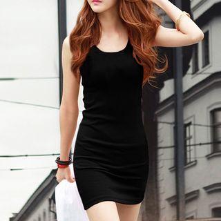 Sleeveless   Dress   Mini