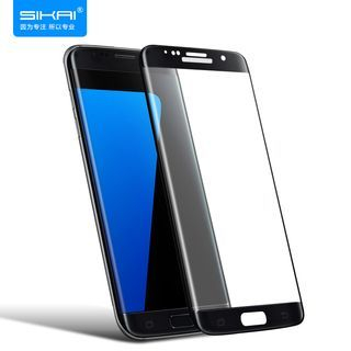 Curved Tempered Glass Protective Film - Samsung Galaxy S7 edge 1050441306