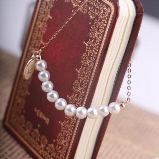 leo-diamond-rosy-love-freshwater-pearl-bracelet