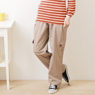 Picture of F-DNA Drawstring Cargo Pants 1022881998 (Womens Drawstring Pants, Womens Cargo Pants, F-DNA Pants, Taiwan Pants)