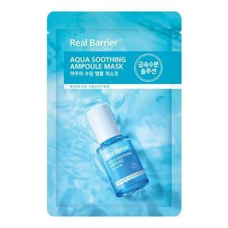 ATOPALM - Real Barrier Aqua Soothing Ampoule Mask 1pc 28ml 1061967449