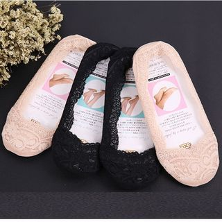 Lace No Show Socks 1050506406