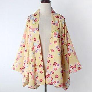 floral-kimono-jacket-with-scarf