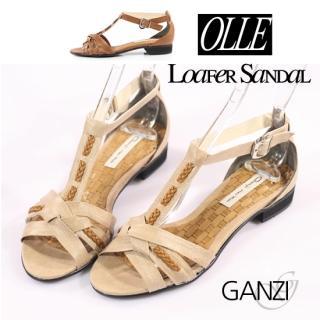 Buy ganzi T Strap Sandals 1023040776