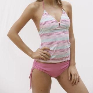 Buy NEWS Multi Heart Tankini with Ajustable Hipster Pant 1004564155