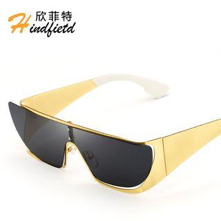 Polarized Mirrored Sunglasses 1054924961