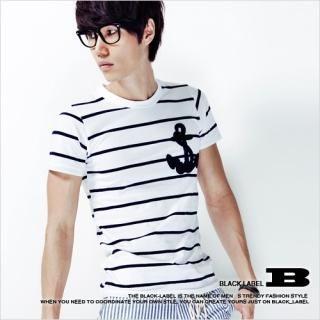 Buy Style Impact Stripe T-Shirt 1023040287