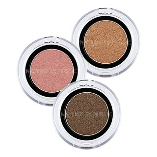 NATURE REPUBLIC - By Flower Eyeshadow (Glitter) (11 Colors) #44 Chocolate Shower 1062498435