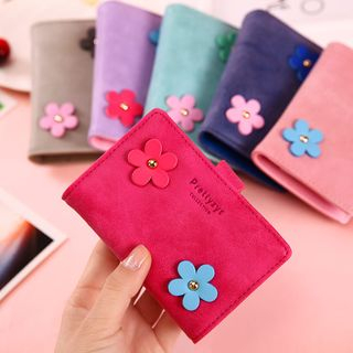 Flower Accent Card Holder