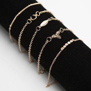 Elephant Layered Bracelet 1061382976