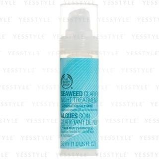 Buy The Body Shop – Seaweed Clarifying Night Treatment (for combination/oily skin) 30ml