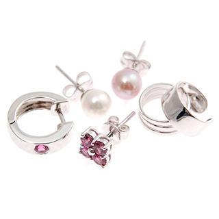BaSix for HER Earrings Set