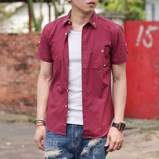 short-sleeve-shirt