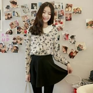 A-Line Miniskirt