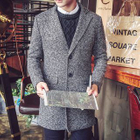 Notch Lapel Coat 1596