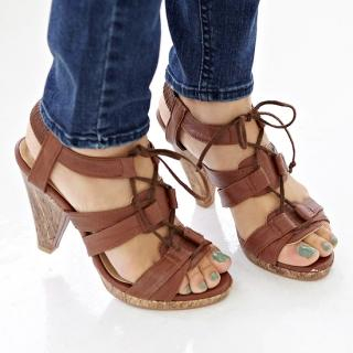 Picture of Alice Room Laced up Sandals 1022985771 (Sandals, Alice Room Shoes, Korea Shoes, Womens Shoes, Womens Sandals)