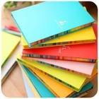 Rainbow Notebook (Medium) 1596
