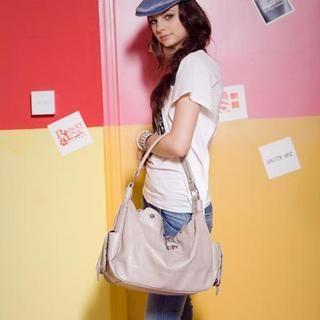 Buy Gossip Girl Handbag Light Apricot – One Size 1022944897