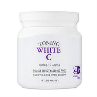 Etude House - Toning White C Double Effect Sleeping Pack 100ml
