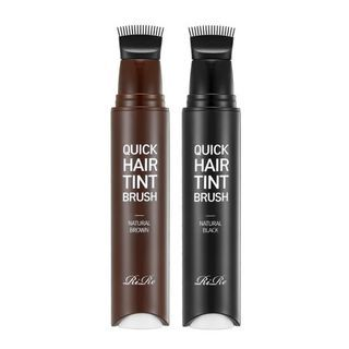 RiRe - Quick Hair Tint Brush Black 1050950606