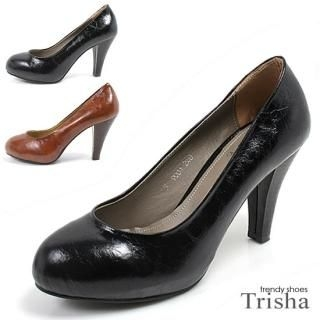 Buy Trisha Oval-Toe Pumps 1014019673