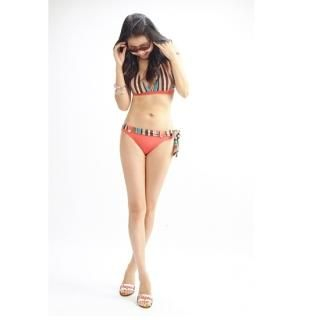 Picture of Alicegohomea Striped Bikini 1022877645 (Alicegohomea Apparel, Womens Swimwear, South Korea Apparel, South Korea Swimwear)