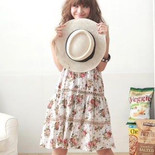 Buy VeJanie Floral Print Sundress 1022475303