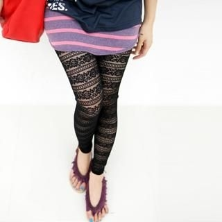 Buy SDKING Lace Leggings 1023034804