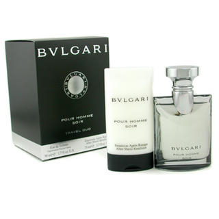 Buy Bvlgari – Pour Homme Soir Coffret: Eau De Toilette Spray 50ml + After Shave Emulsion 75ml 2pcs