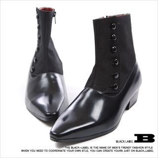 Picture of Style Impact Ankle Boots 1022950364 (Boots, Style Impact Shoes, Korea Shoes, Mens Shoes, Mens Boots)