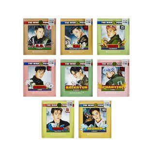 Nature Republic - Real Nature Mini Mask Set 3pcs (EXO Edition) (8 Types) #Chanyeol 1063640817