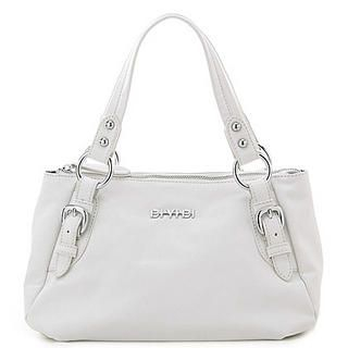 Buy Biyibi Faux-Leather Shoulder Bag White – One Size 1022927235
