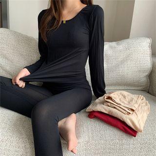Long-sleeve | Underwear | Thermal | Set