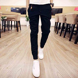 Slim-Fit Jogger Pants